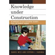 Knowledge Under Construction by Daniel Ness