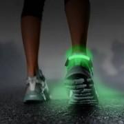 Schoen verlichting voor sporters