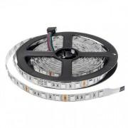 LED szalag , 5050 , 60 led/m , 14,4 W/m , RGB