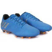 Adidas MESSI 16.3 FG Football Shoes(Blue)