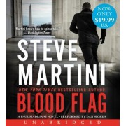 Blood Flag Low Price CD: A Paul Madriani Novel
