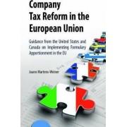 Company Tax Reform in the European Union by Joann Martens-Weiner