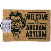 DC Comics The Joker Arkham Door Mat