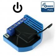 Module 1 relai Z-Wave Plus encastrable - QUBINO