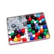 Sonline Molecular Model Set Kit - General And Organic Chemistry / Comes with A Sturdy Plastic Case for Storage