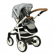 Coto Baby Quara carucior sport 3in1, Eco Print