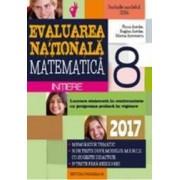 2017 Evaluare nationala Matematica cls 8 Initiere - Florin Antohe