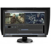 "Monitor IPS LED EIZO 24"" ColorEdge CG247, Full HD (1920 x 1200), HDMI, DVI-D, DisplayPort, 7.7 ms GTG, Pivot (Negru)"