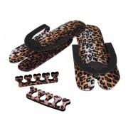 Flip Flop Leopardate SLIM con separadita