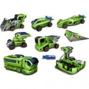 Power Plus Butterfly 6 In 1 Solar Hybrid Toys Rechargeable Solar Transformers /Item#G839 Gj Uy W8 Ehf3155618