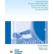 Aircraft Incident Report by National Transportation Safety Board