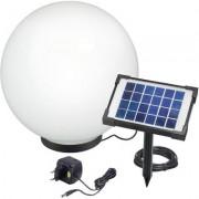 Napelemes világító gömb, Mega 40 (577558)