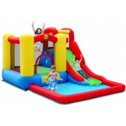 Saltea gonflabila Happy Hop Jump & Splash