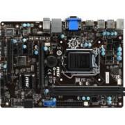 Placa de baza MSI H81M-E35 V2 Socket 1150