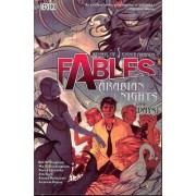 Fables TP Vol 07 Arabian Nights And Days by Mark Buckingham