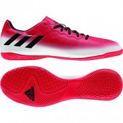 adidas Fußballschuh MESSI 16.4 IN - red/white/core black | 47 1/3