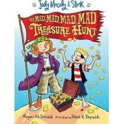 Judy Moody & Stink Bk 2: The Mad, Mad, Mad, Mad Treasure Hunt by McDonald Megan