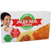 Dernove Jalea Real 1500 mg Clasica 20 Ampollas