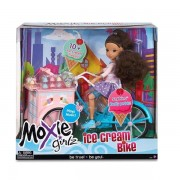Barbie lutka - Moxie ice cream bike, 531395