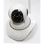 Telecamera IP/Wi-Fi 1.3Mpx accessibile da cellulare manda allarmi email registra