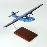 Mastercraft Collection Mcpby5 Aw Pby 5 A Catalina Wood Desktop Model