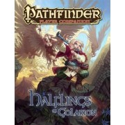 Pathfinder Player Companion: Halflings of Golarion by Paizo Staff