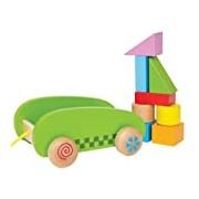 Hape HAP-E0408 Mini Block and Roll