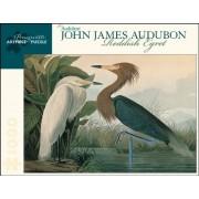 National Auduon Society - Reddish Egret: 1,000 Piece Puzzle