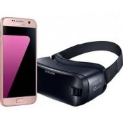 Samsung Galaxy S7 Pink + Gear VR