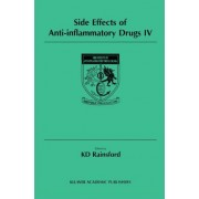 Side Effects of Anti-inflammatory Drugs: Pt. 4 by Kim D. Rainsford