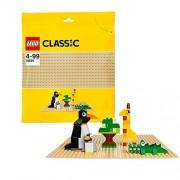LEGO - Base de color Arena, multicolor (10699)