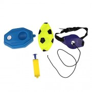Segolike Set of 4 pieces Training Balls Inflatable Soccer Beach Ball Football Sport Game Toy Training kicking Skill