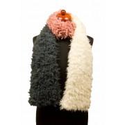 Zachte warme sjaal