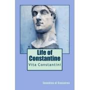 Life of Constantine by Eusebius of Caesarea