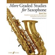 More Graded Studies for Saxophone: Book 2, Grades 6 to 8 by Paul Harris