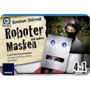 Franzis-Verlag SmartKids Robotermasken mit 4 Projekten und allen Bauteilen