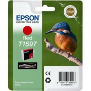 Epson T1597 Red for Epson Stylus Photo R2000 - C13T15974010
