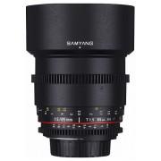 Samyang 85mm T1.5 VDSLR AS IF UMC II (Canon EF)