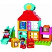 Set De Constructie Bebelusi Lego Duplo Prima Mea Casa De Joaca