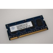 Memorie laptop 1 GB DDR2 Nanya NT1GT64UH8D0FN-AD 2Rx16 PC2-6400S
