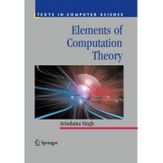 Elements of Computation Theory by Arindama Singh