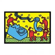 Educa Keith Haring, Telefon puzzle, 500 darabos