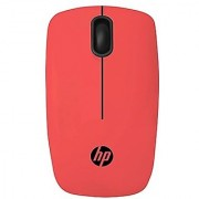 HP Z3200 Wireless Mouse (Dusty Pink)