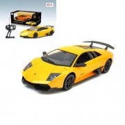 1:18 Scale Lamborghini Murcielago Lp 670 (Yellow) High Quality Working Headlights, Underlights, Full Function