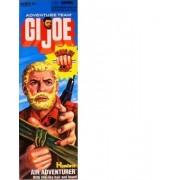 "GI Joe Adventure Team 12"" AIR ADVENTURER with Kung-Fu Grip Action Figure by Hasbro"