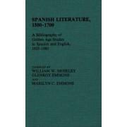 Spanish Literature, 1500-1700 by Glenroy Emmons