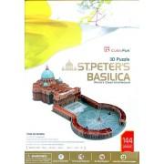 PUZZLE 3D BASILLICA ST.PETERS DUŻY