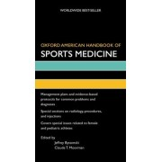 Oxford American Handbook of Sports Medicine by Domhnall MacAuley