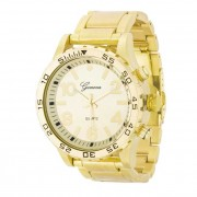 J. Goodin Metal Fashion Wrist Watch Gold TW-20261