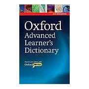 Oxford Advanced Learner's Dictionary - Paperback with CD-ROM Pack